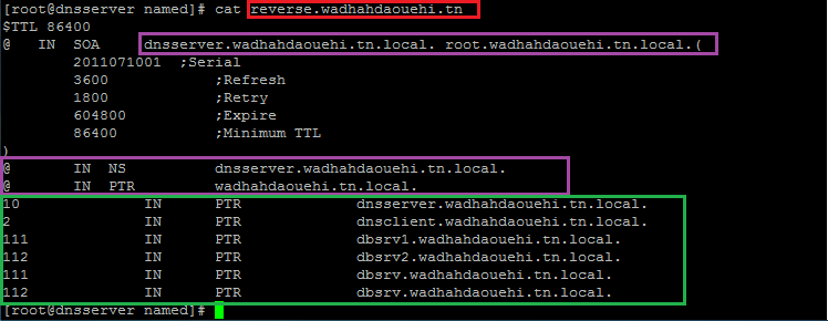 DNS configuration to use the SCAN with Oracle RAC Database | Wadhah