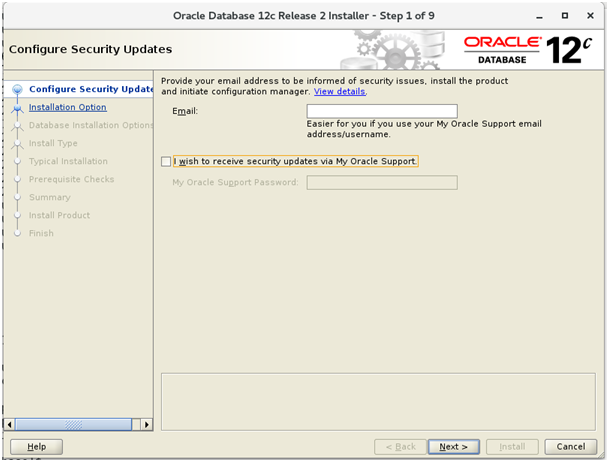 Install Step by Step Oracle database 12R2 on Oracle Linux 7 | Wadhah
