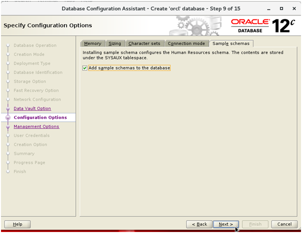 Install Step by Step Oracle database 12R2 on Oracle Linux 7