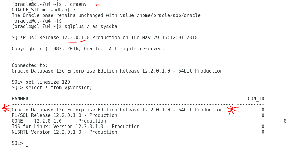 Upgrade Oracle Database from 12 1 0 2 to 12 2 0 1 using DBUA