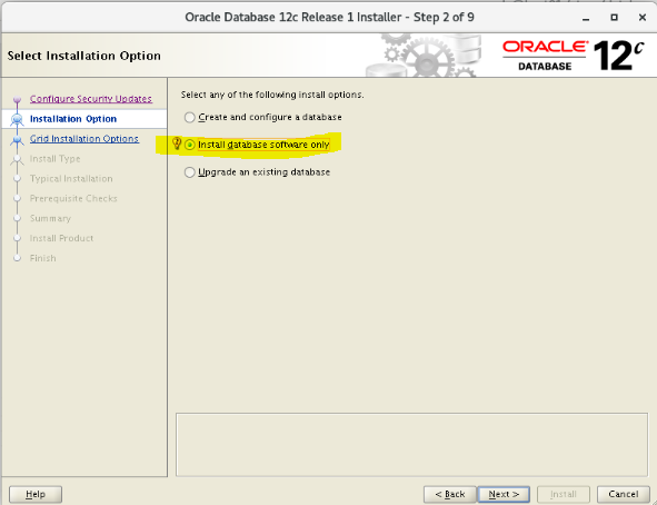 Install Oracle database 12cR1 RAC 3 nodes on Oracle Linux